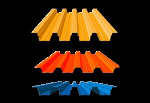 Telhas galvanizadas em Piracicaba